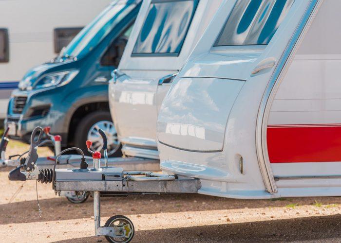RV Camping Storage